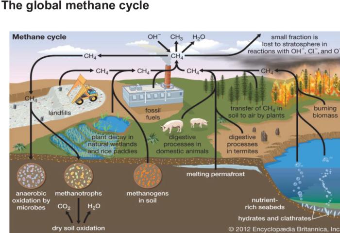 Κύκλος Μεθανίου 1